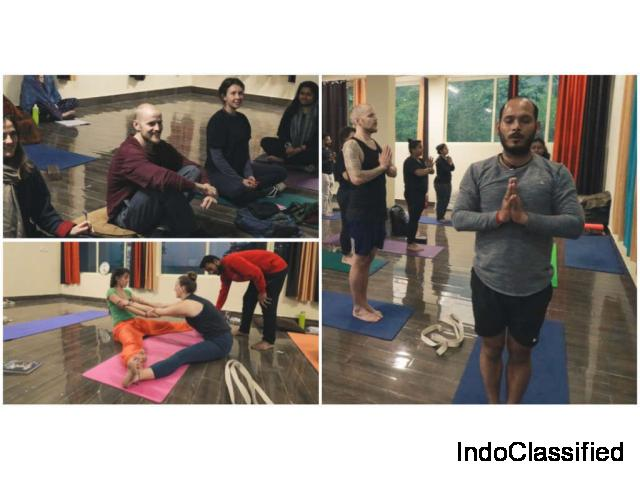 Learn Yoga with Best Yoga Teacher Training In India