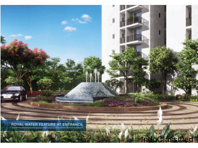 2 ,3 and 4BHK Luxurious Flats in Gurgaon - Godrej Habitat