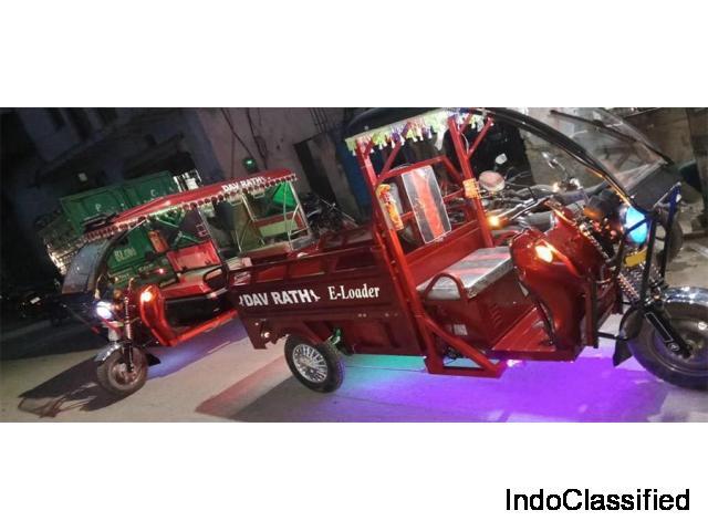 Best E-Rickshaw Manufacturer in Delhi