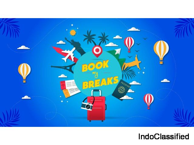 Book My Breaks: An Easy Peasy Travelling Partner