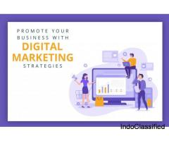 Promote Your Business With Digital Marketing Strategies