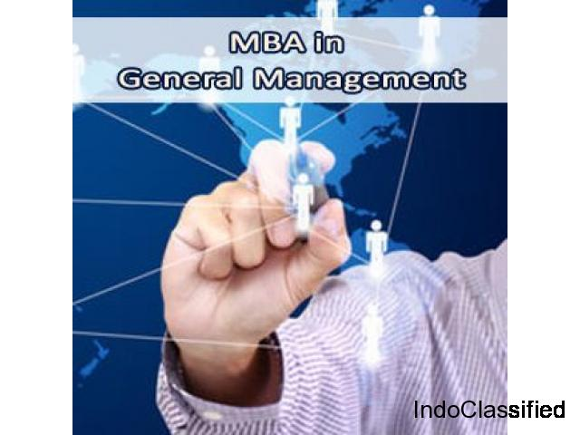 MBA in General Management
