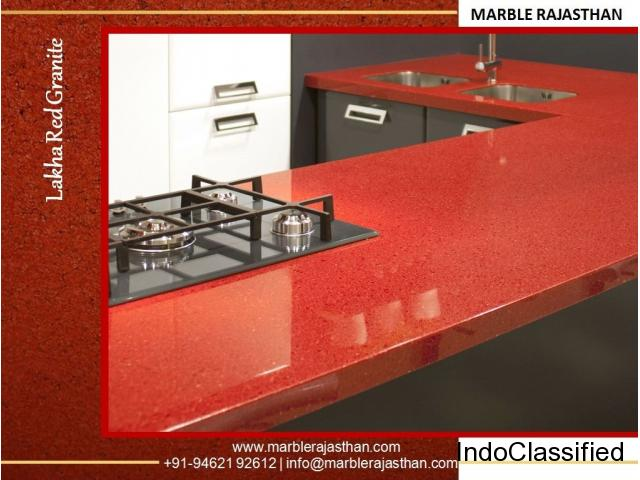 Supplier of Red Granite in India by Marble Rajasthan