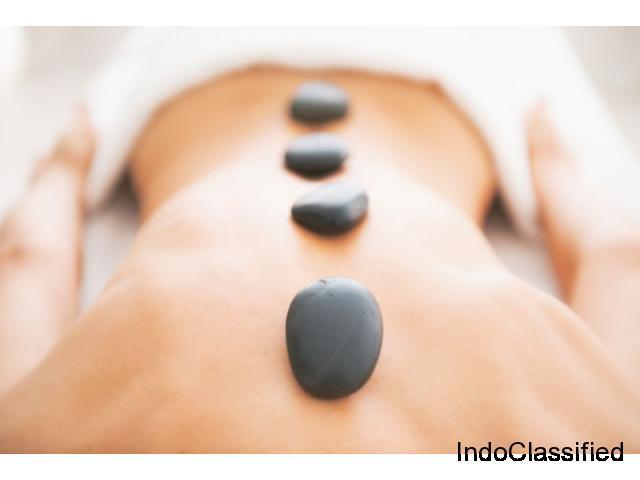Female to Male Full Body Massage in Jor Bagh Delhi