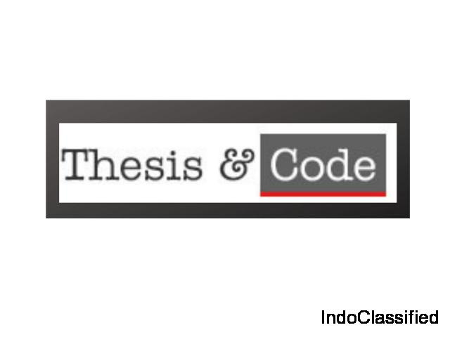 PhD Synopsis Writing Service in Bangalore - Thesis and Code