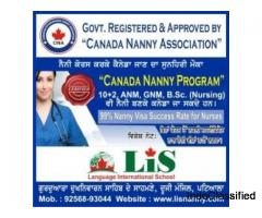 NANNY TRAINING COURSE INSTITUTE PATIALA