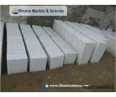 Supplier of Makrana Marble in India Bhutra Stones