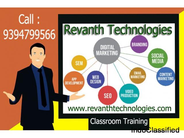 Digital Marketing Training in Ameerpet