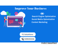F2 Solutiions is one of the top digital marketing companies in Vizag