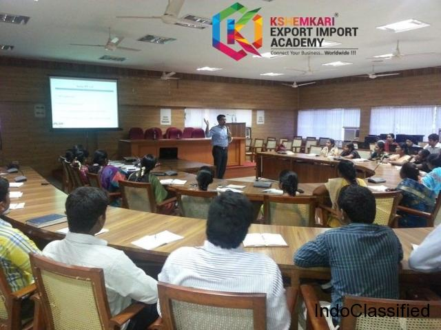 Export Import Training In Ahmedabad