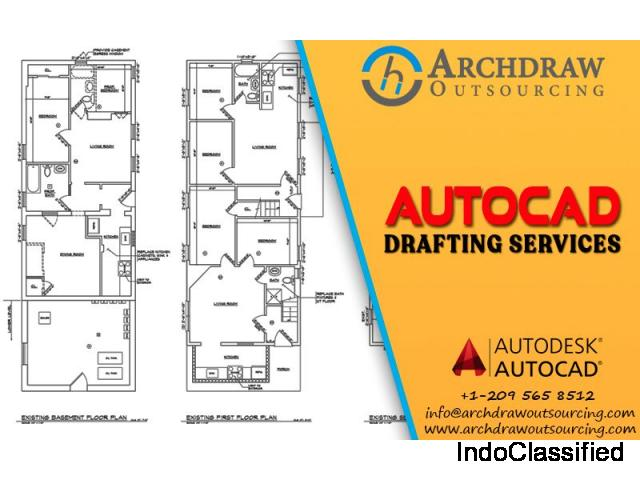 AutoCAD Drawing, Drafting and Detailing Services