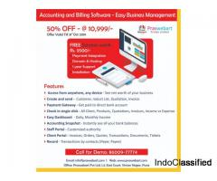 Account and Billing Software - Easy Business Management