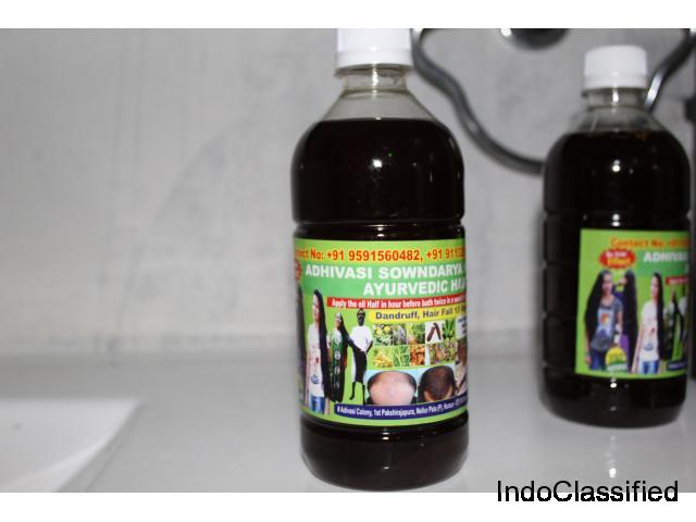 Adhivasi Sowndarya Herbal Hair Oil