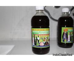 Adhivasi Sowndarya Herbal Hair Oil