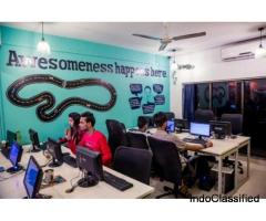 Workstation Office Space For Rent In Mumbai - Mumbai coworking