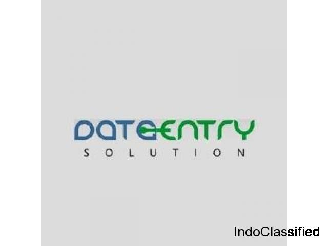 Data Entry Services | Online data entry service | Data Entry Solution