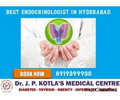 Best Endocrinologist in Himayat Nagar - Dr.JP Kotla Medical Centre