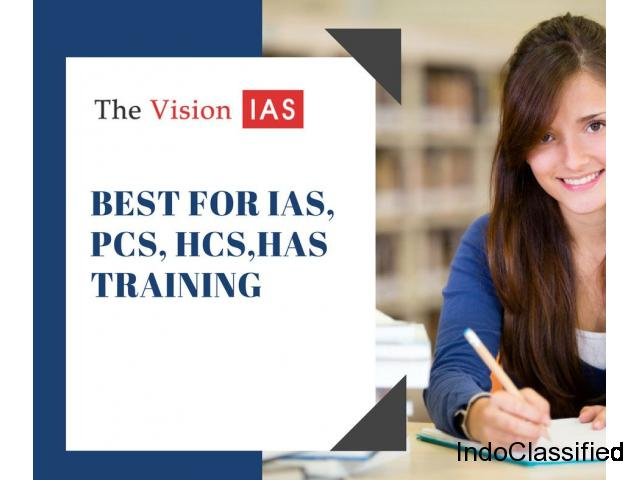 IAS Coaching in Chandigarh | THE VISION IAS