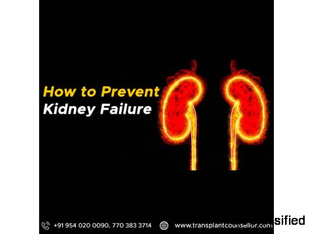 Best kidney transplant in India