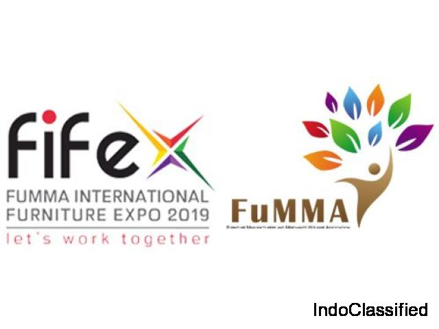 FuMMA International Furniture Expo - Largest furniture expo in India, 2019