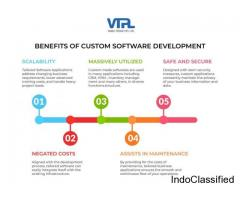 Custom Software Development ---- Vareli Tecnac Pvt. Ltd.