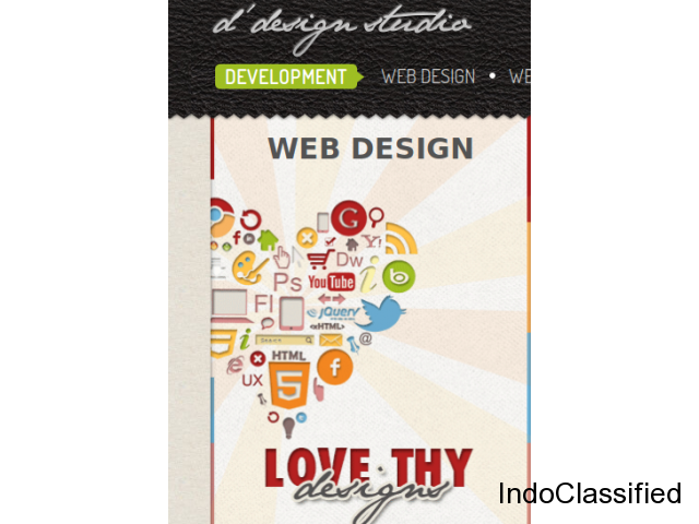 D-Design Studio- Website Designing & Web Development Company in Mumbai India