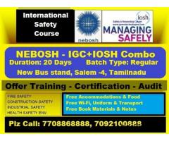 NEBOSH TRAINING INSTITUTE IN SALEM