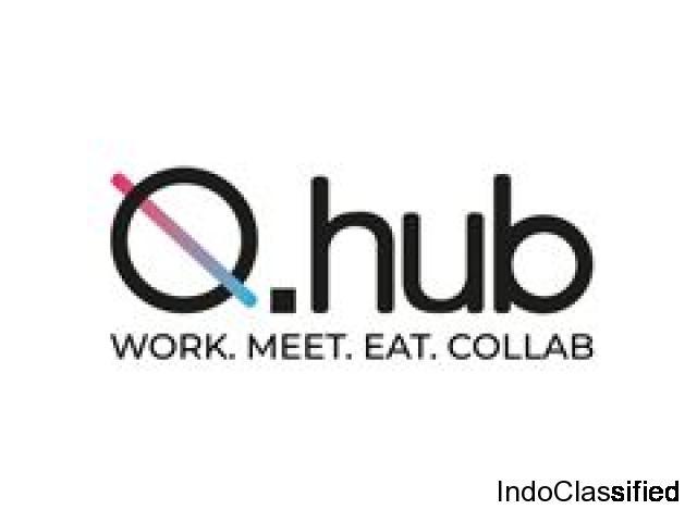 Coworking Space In Madhapur | Coworking Spaces In Jubilee Hills | Qhub