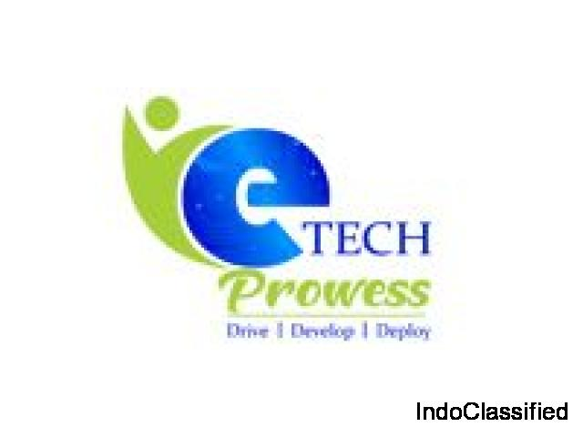Embedded Systems Training in Bangalore | Python Programming Training in Bangalore | eTech Prowess