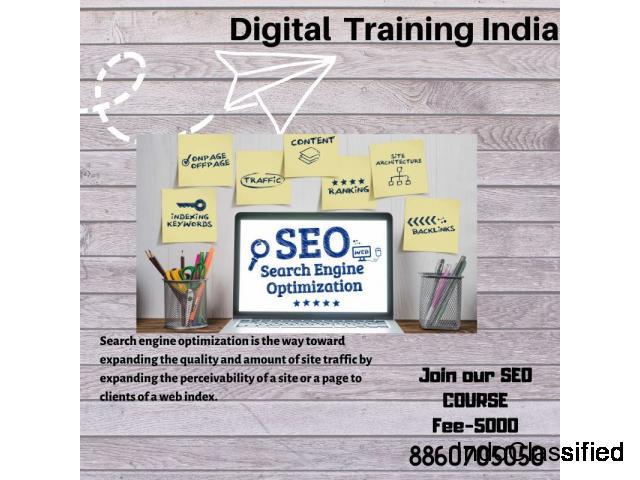 SEO course in Delhi.
