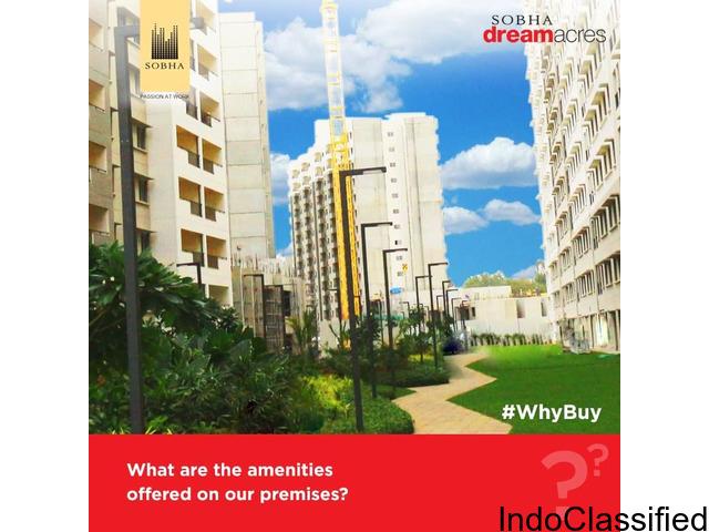 Apartment for sale in sarjapur road Bangalore