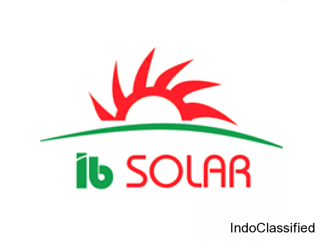 Best Solar Company in India - IB Solar