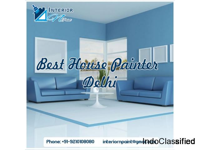 Turn your residence into painted and decorated walls in Delhi NCR