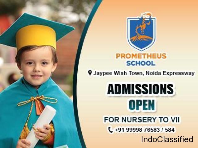 Best Primary School In Noida, UP - Prometheus School