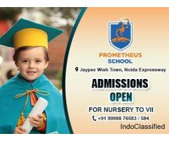 Best Primary School In Noida, UP - Prometheus School