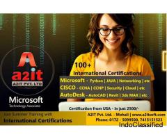 Best Industrial Training Company in Mohali | A2IT