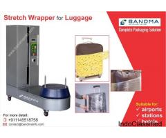 Best Stretch Wrapping Machine Manufacturer in Delhi