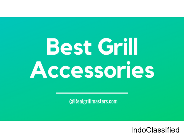Best Grill & BBQ Accessories 2019 Master List