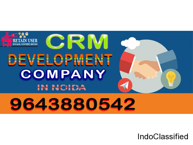 CRM development company in Noida