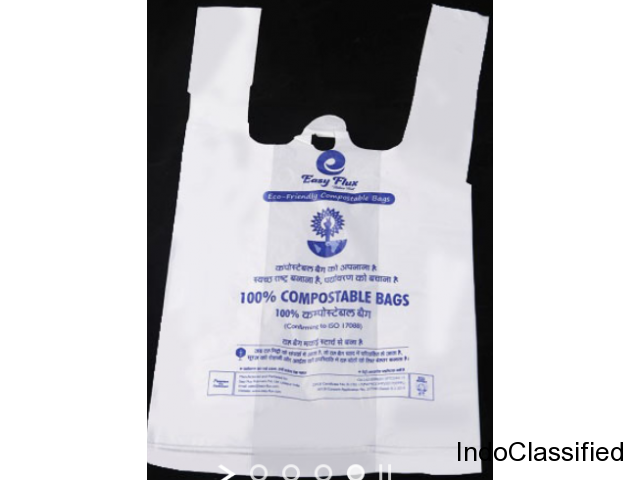 Easy-Flux - Best Compostable Bags Manufacturers in India