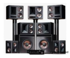 Home Theater Systems in Bangalore