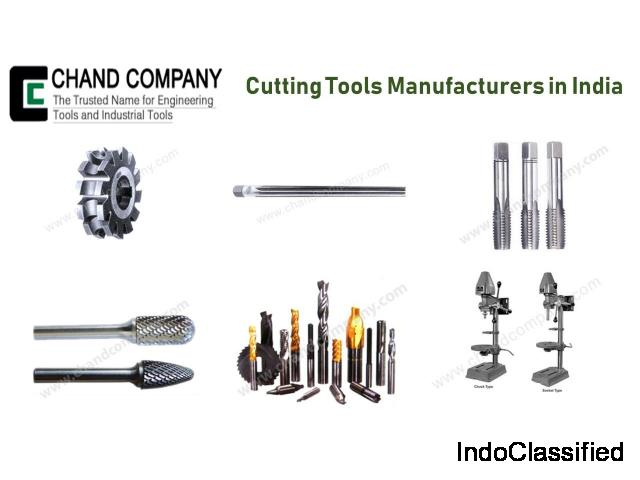 Cutting Tools Manufacturers in India with Best Price