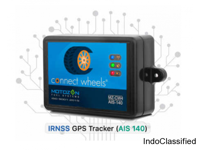 Buy GPS Tracker With Panic Button in Delhi at reasonable price