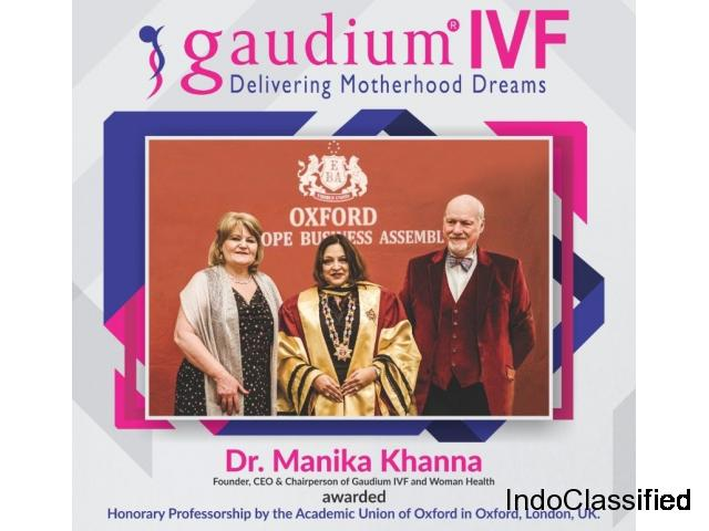 Best IVF Centre in Delhi