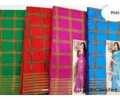 Kamal Vasthralaya | Kanchipuram Handloom silk sarees @ Best prize