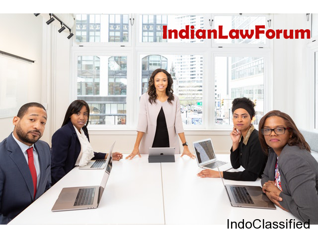 Law related question answer forum | IndianLawForum
