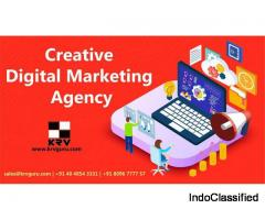Best & Top Digital marketing agency in Hyderabad| Outsource Digital Marketing Services|KRV Guru