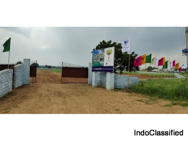Residential Plots for Sale in Hyderabad - Maruthi SpringField County