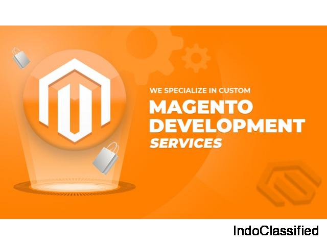 Get Magento Development Services at Affordable Price