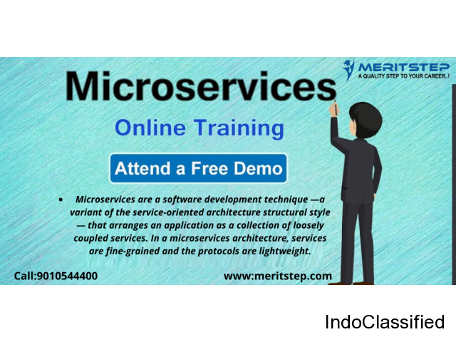 Microservices Online Training